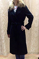 Пальто женское длинное Eveline Большие размеры