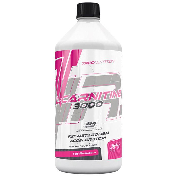 Жиросжигатель Л-Карнитин TREC nutrition L-Carnitine 3000 (1000 ml)