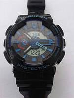Копия Casio G-Shock GA-110 Black-Blue