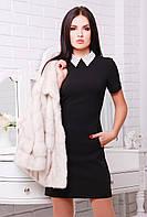 Платье Ласточка черный