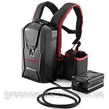 Аккумуляторная батарея  PowerWorks 82V PC82B10BP ( 2902613)  12.5 Ah (c энергией 900 Вт ч ) (ранцевая АКБ)