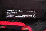 Аккумуляторная батарея  PowerWorks 82V PC82B10BP ( 2902613)  12.5 Ah (c энергией 900 Вт ч ) (ранцевая АКБ), фото 6
