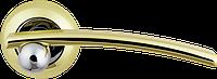 Дверная ручка  Armadillo Mercury LD22 золото/хром