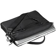 Сумка для ноутбука BagHose 37х27х6 натуральная кожа  НК67273, фото 3