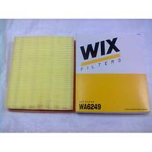 Фильтр воздушный WA6249 Daewoo Деу Део Chevrolet Шевроле Opel Опель Vauxhall Воксхол WIX