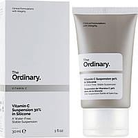 Сыворотка с витамином С The Ordinary – Vitamin C Suspension 30% in Silicone