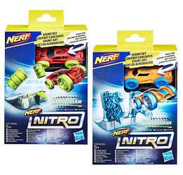 Игровой набор Нерф Нитро Препятствие и машинка, E0153