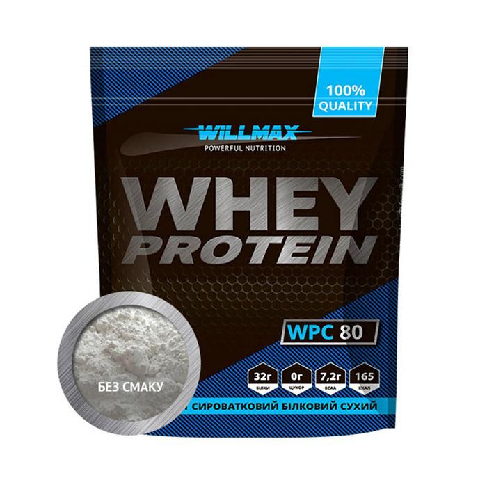Протеин сывороточный Willmax Whey Protein 80 (1 kg)