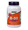 NOW Foods Vitamin B-50 mg  (100 Veg Capsules)