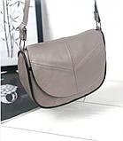 Женская сумочка натуральная кожа, фото 2