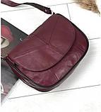 Женская сумочка натуральная кожа, фото 4