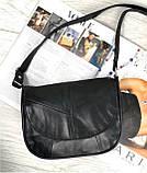 Женская сумочка натуральная кожа, фото 5