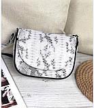 Женская сумочка натуральная кожа, фото 6