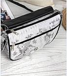 Женская сумочка натуральная кожа, фото 8
