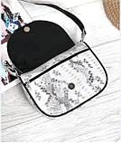 Женская сумочка натуральная кожа, фото 10