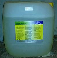 Химия для бассейна Dinochlorine flussig (жидкий) 35 кг