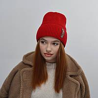"""Молодіжна шапка Nord """"Ріко"""" сірий"""