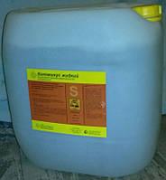 Dinominus flussig (жидкий) - Жидкое кислое средство уменьшения уровня pH 40 кг