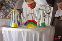 Пісочна церемонія на весіллі Юрія та Ірини