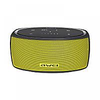 Портативная колонка Awei Y210 NFC Bluetooth V4.2 Yellow