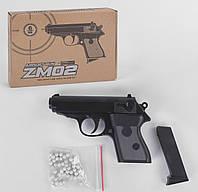 Іграшковий пістолет ZM 02 L
