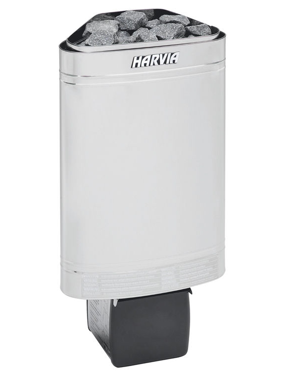 Электрокаменка Harvia Delta D36E 3.6 кВт вес камней 11 кг парная 4.5 м.куб