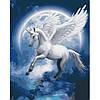 Картина по номерам Идейка Созвездие единорога 40 х 50 см (КНО4022) в подарочной коробке