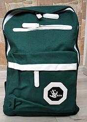 Городской рюкзак зеленый LLXB-016