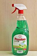 Спрей для мытья окон и зеркал Passion Gold, 1 л (зеленый)
