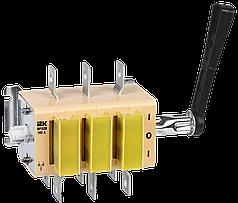 Вимикач-роз'єднувач ВР32И-31B71250 100А на 2 напрямки з'ємна рук. IEK