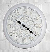 """Настенные часы """"Classic 2747"""" white (51 см.)"""