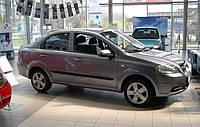 Молдинги дверей Chevrolet Aveo