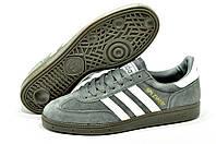 Мужские кроссовки в стиле Adidas Spezial, Серые