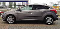 Молдинги дверей Ford Focus MK3