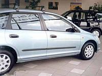 Молдинги дверей Honda Civic