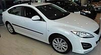 Молдинги дверей Mazda 6