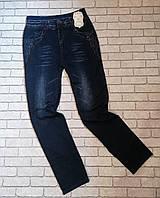 Лосины женские  под джинс на меху УТЕПЛЕННЫЕ, батал 52-58 размер, фото 1