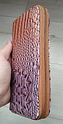 Женский стильный кошелёк 089-3