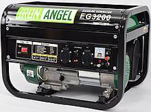 Генератор бензиновий Iron Angel EG3200 ( 3.0 кВт)