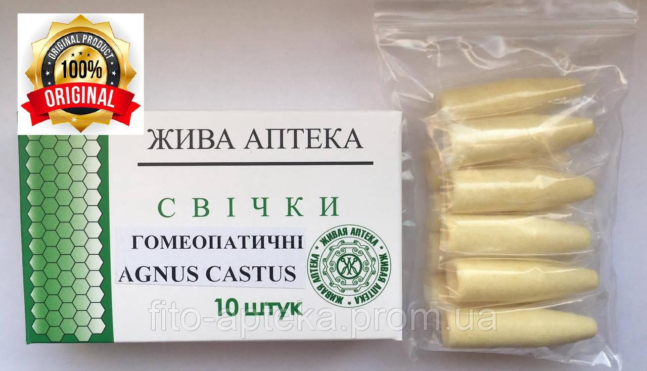 Гомеопатические свечи AGNUS CASTUS