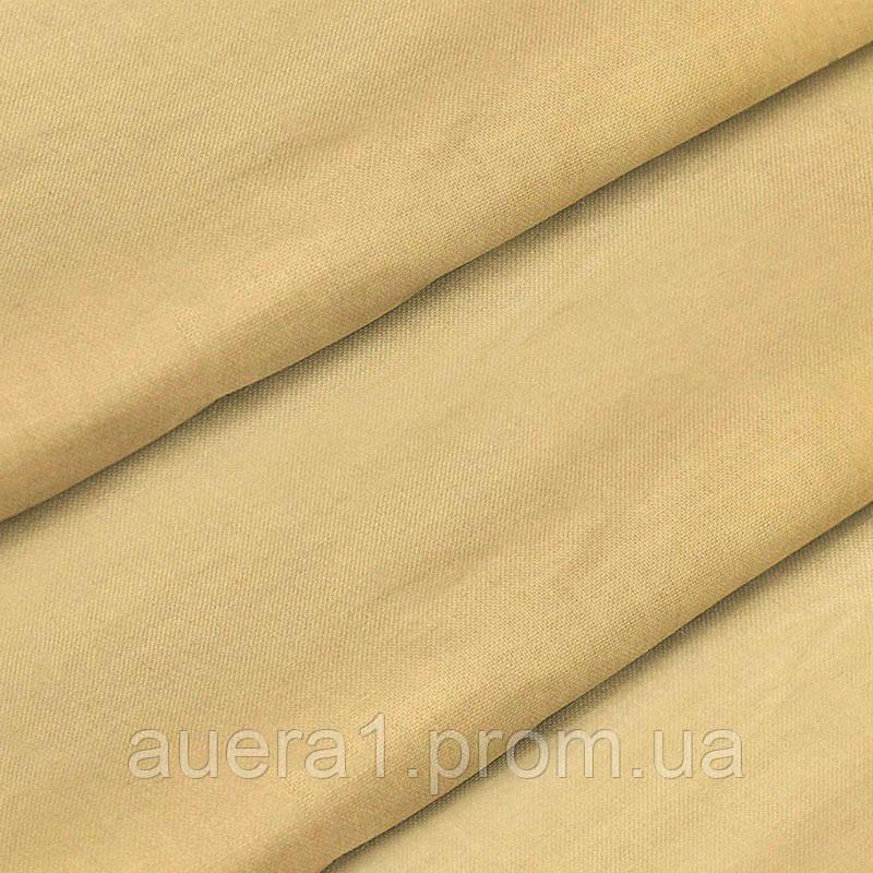 Наперник с кантом тик 702 бежевый 175х210(р) на одеяло 48% стеганное