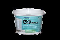 Эмаль акриловая радиаторная белоснежная Akrilika 0,8 кг