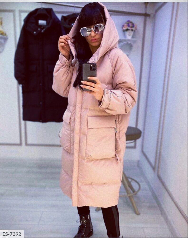Пальто женское (Батал)