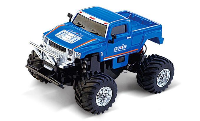 Машинка на радиоуправлении Джип 1:58 Great Wall Toys 2207 (синий)