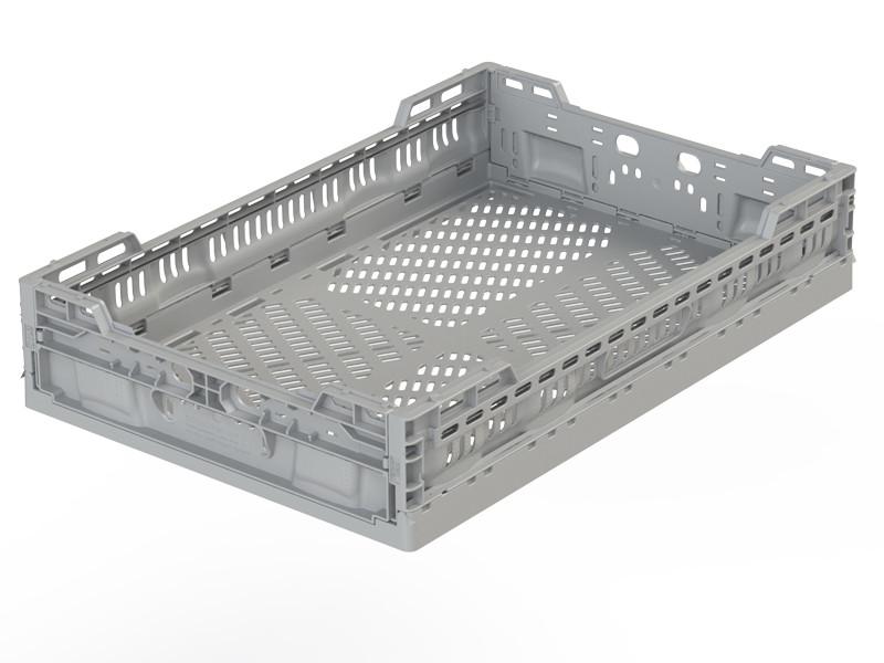 Пластиковый ящик F6412-3100, складной
