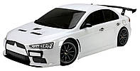 Шоссейная 1:10 Team Magic E4JR Mitsubishi Evolution X (белый), фото 1