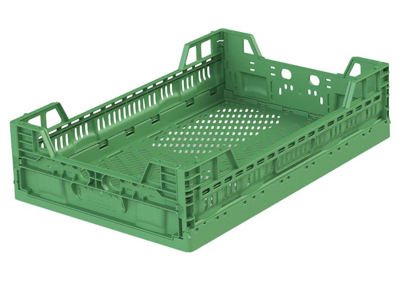 Пластиковый ящик F6414-3100, складной