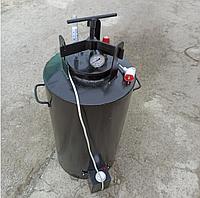 Автоклав электрический бытовой винтовой для домашнего консервирования ЧЕЕ-33 банок Автоклавы бытовые 50л