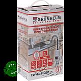Электронагреватель проточной воды Grunhelm EWH-3F-LED 3 кВт, фото 2