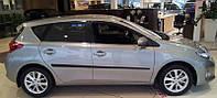 Молдинги дверей Toyota Auris